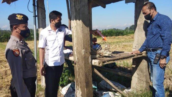 Hendak Panen Padi di Sawah, Petani asal Blitar Tak Sengaja Temukan Tetangga Tergeletak Tak Bernyawa