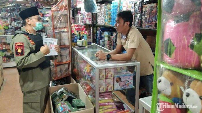 Toko Mainan di Kota Batu Diminta Tutup selama PSBB Malang Raya,Terancam Disegel Jika Menolak