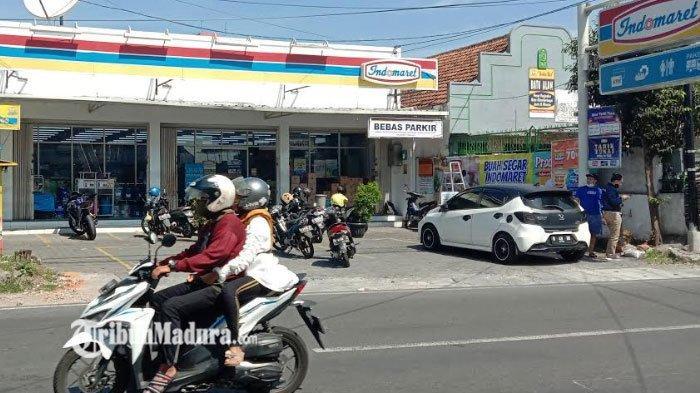 Toko Indomaret di Malang Dibobol Pencuri, Pelaku Diduga Masuk Lewat Plafon, Barang ini yang Diincar