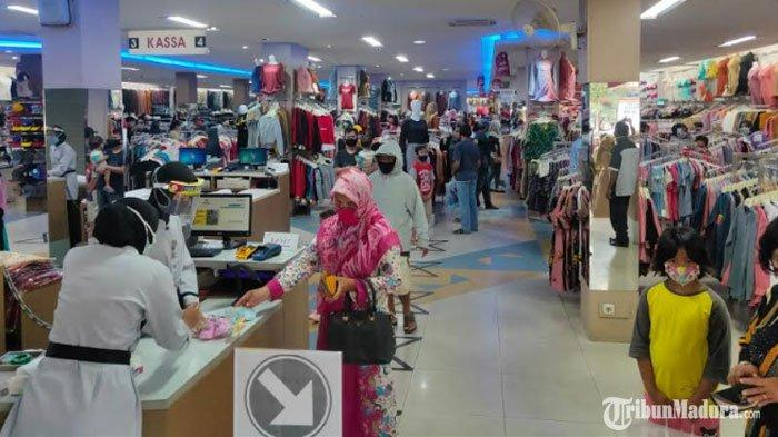 Toko Pakaian di Kota Malang Buka saat PSBB Malang Raya, Langsung Tutup setelah DisidakWali Kota