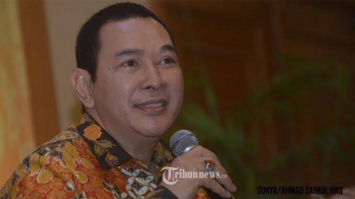 Bidik Pilkada Surabaya, Anak Presiden RI ke-2 Tommy Soeharto Dukung Duet Akhmad Junaidi dan Bir Aly