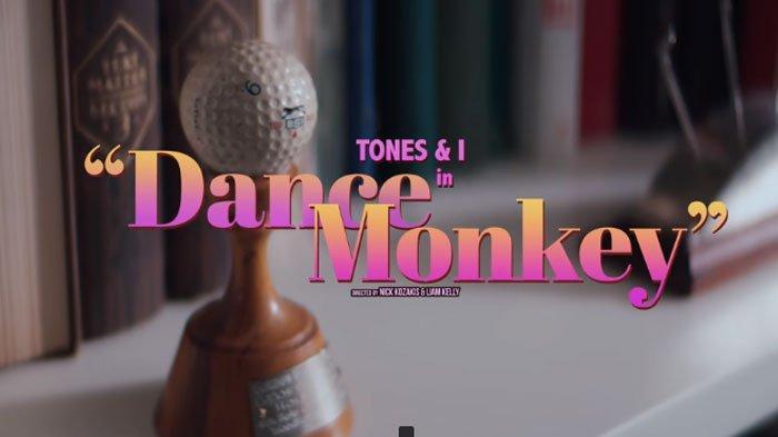 Viral di Youtube, Lagu Dance Monkey dari Tones And I, Lengkap Berikut Lirik dan Link Downloadnya