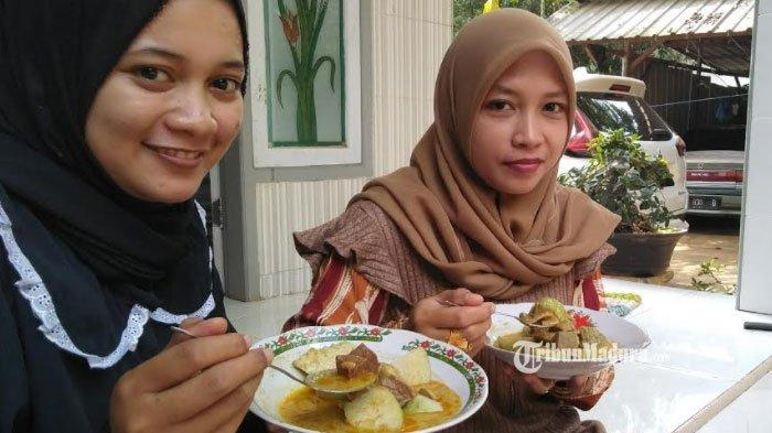 Topa Ladeh, Kuliner Khas Madura Disajikan Tiap Lebaran Ketupat, Makin Nikmat Ditambah Jeruk Nipis