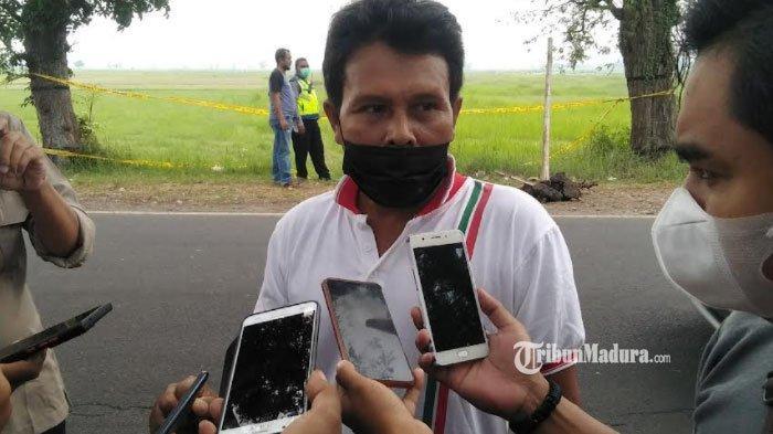 Pria Bangkalan Bersimbah Darah di Jalan, Keluarga Tak Terima Korban Dinyatakan Alami Kecelakaan