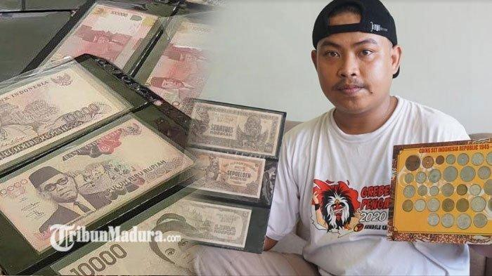 Kolektor Uang Enggan Jual Dua Jenis Uang Kuno ini, Meski ada Uang Langkanya yang Laku Rp 40 Juta