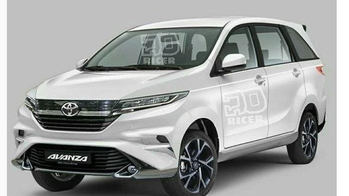 Pertengahan Januari 2019 Diperkenalkan, Cukup Rp 190 Juta Sudah Bisa Bawa Pulang Toyota Avanza Baru