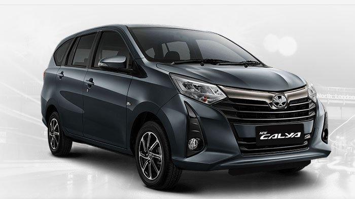 Toyota New Calya Resmi Dikenalkan di Surabaya,Berikut Desain dan Keunggulan Mobil Line Up MPV