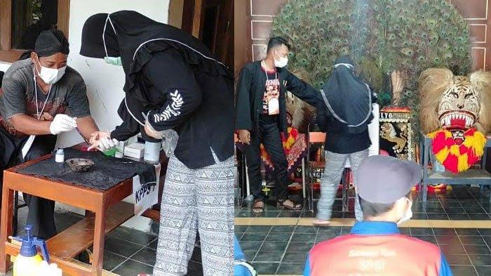 TPS Unik Berhiaskan Ala Reog Ponorogo, Tarik Minat Pemilih Juga Melestarikan Kebudayaan Ponorogo