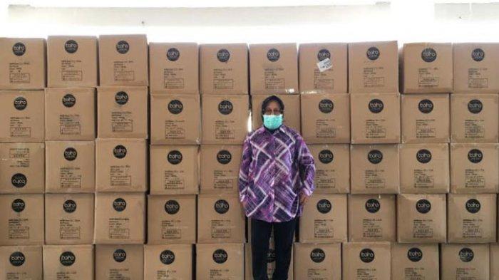 Pemkot Surabaya Terima 15 Ribu APD dan 2 Ribu PCR dari Kemenkes untuk Penanganan Covid-19