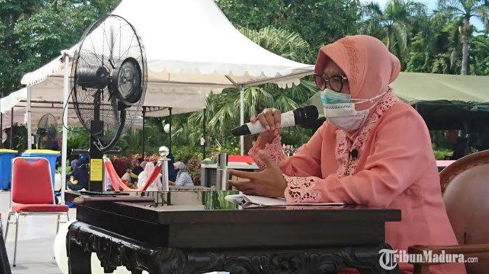 Wali Kota Surabaya Risma Kirim Tim Medis untuk Periksa Wakil Wali Kota yang Dikabarkan Menjadi ODP