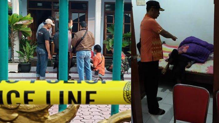 BREAKING NEWS - Malam Tapi Pintu Rumah Terbuka, Anak Kos Temukan Posisi Ibu Kos Tak Wajar