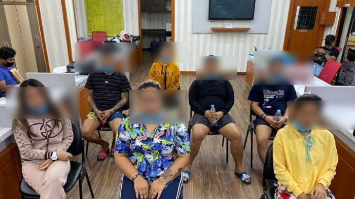 7 Muncikari Bandung Pasarkan Wanita Via Aplikasi, Kerap Berpindah Tempat, Digerebek Polisi di Hotel