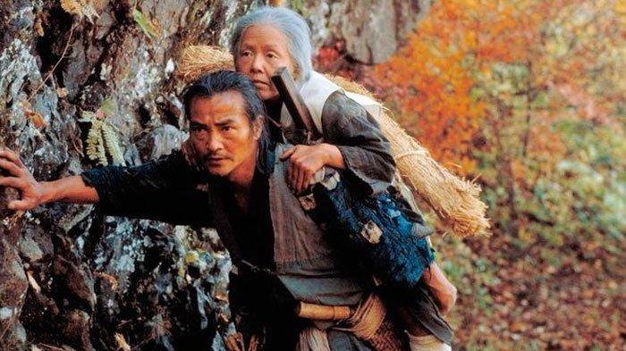 Ubasute, Praktik Meninggalkan Orang Tua di Hutan Kaki Gunung Fuji, Kini Melegenda di Jepang