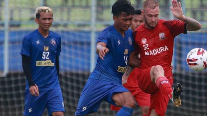 Persiapan Madura United Mepet, Rahmad Darmawan Siapkan Antisipasi Khusus Jadwal Padat Piala Menpora