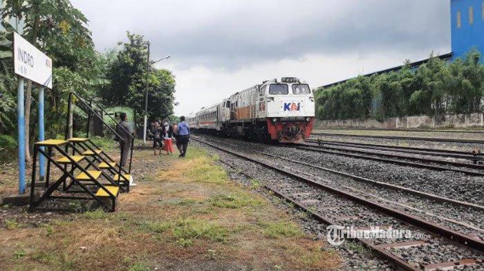 Stasiun Indro Kembali Beroperasi Mulai 10 Februari 2021, Penumpang Kereta Api Tak Perlu Rapid Test