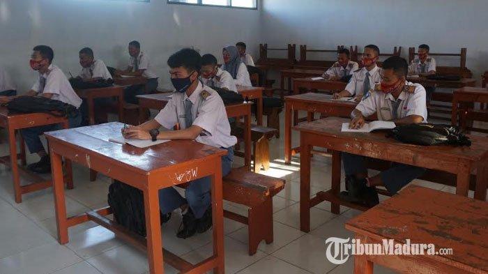 Bangkalan Zona Merah Covid-19, Zonasi per Kecamatan dan Rekom Satgas Acuan Pembelajaran Tatap Muka