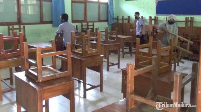PPKM Mikro Diperpanjang hingga 5 April, Bupati Ponorogo Izinkan Sekolah Tatap Muka hingga Hajatan