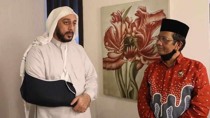 Pelaku Penusukan Syekh Ali Jaber Masih Didalami Kaitannya dengan Teroris, BNPT Beri Penjelasan