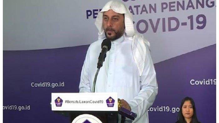 KONDISI TERBARU Syekh Ali Jaber setelah Positif Covid-19, Harus Istirahat Total secara Terkontrol