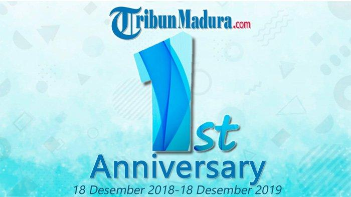 Ulang Tahun Pertama TribunMadura.com, Siap Terus Mendorong Terwujudnya Keterbukaan Informasi Publik
