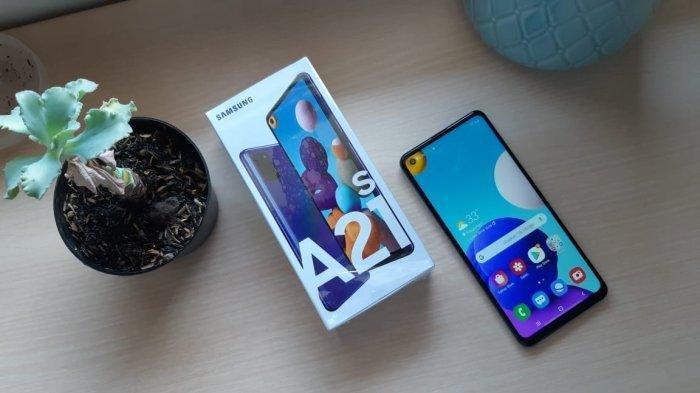 Update Harga HP Samsung Galaxy di Pertengahan Juli 2020, Samsung Galaxy A21s hingga Galaxy A80