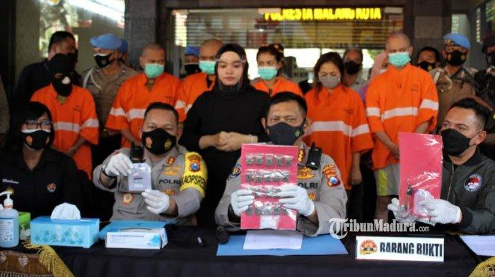 Tak Patut Dicontoh, ASN di Kota Malang ini Kedapatan Konsumsi Sabu, Alasannya Jaga Daya Tahan Tubuh