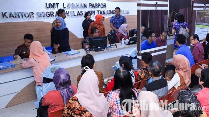 Pelayan Paspor di Mall Masih Belum Dibuka, Ini Kata Pihak Imigrasi Surabaya