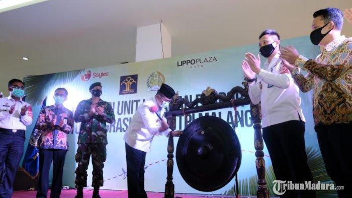 Tak Perlu Jauh Datang ke Kota Malang, Warga Kota Batu Kini Bisa Mengurus Paspor diLippo Plaza
