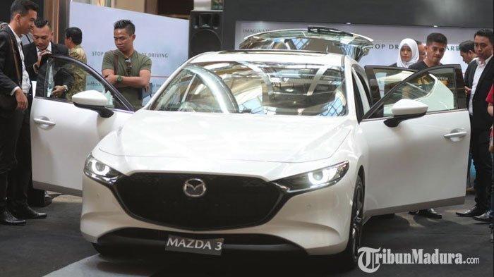 All New Mazda 3 ResmiDirilis di Kota Surabaya, Ada 2 Tipe yang Ditawarkan untuk Penggemar Otomotif