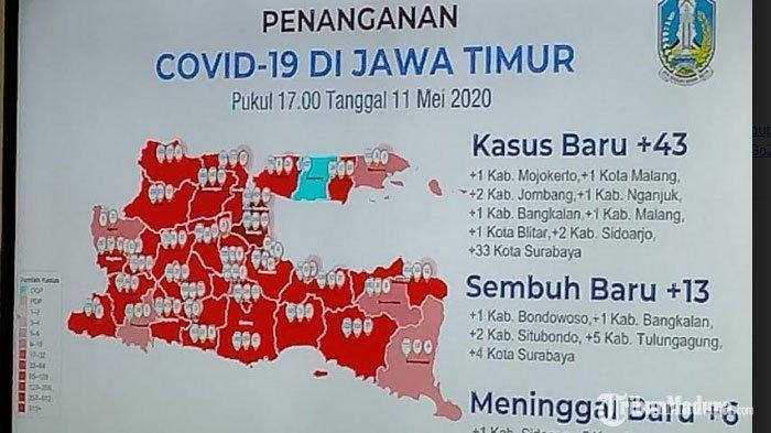 95 Persen Pasien Virus Corona Covid-19 yang Dirawat di RSUDDr Soetomo adalah warga Kota Surabaya