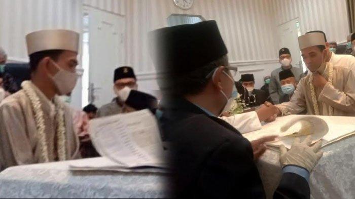 RESMI Ustadz Abdul Somad Nikahi Gadis Asal Jombang, Jadwal Pernikahan Dimajukan, Begini Suasananya