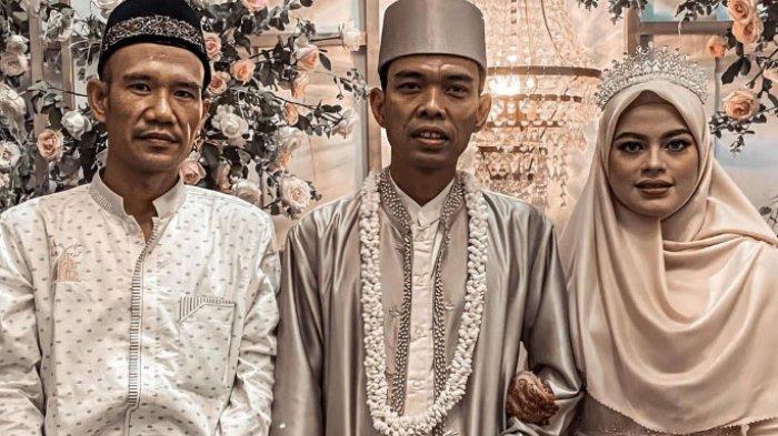 PERJALANAN Ustadz Abdul Somad Nikah 3 Kali, Istri Baru Gadis 19 Tahun, Inilah Sosok Fatimah Az Zahra