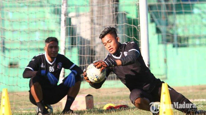 Rombak Komposisi Tim, Arema FC Pastikan hanya Gunakan Tiga Kiper untuk Arungi Kompetisi Liga 1 2020