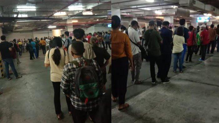 Terjadi Antrean Panjang Pelaksanaan Vaksinasi Covid di Tunjungan Plaza Surabaya, Begini Kata Polisi