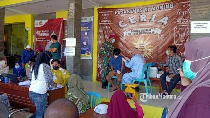 Vaksinasi Covid-19 di Sampang Capai 14,84 Persen, Dinkes Klaim Antusiasme Warga Semakin Meningkat