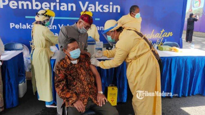 Kota Malang Kekurangan Stok Vaksin Covid-19 untuk Lansia, Pemkot Tunggu Distribusi dari Kemenkes