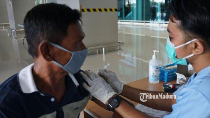 Bandara Juanda Buka Layanan Vaksinasi Covid-19, Cuma Butuh Waktu 33 Menit, Ini Syarat Daftarnya