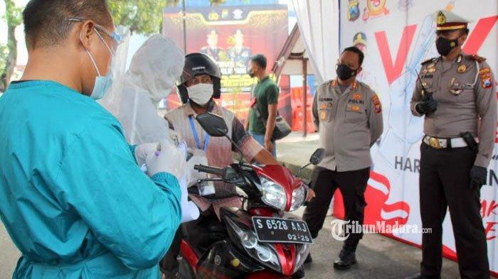 Di Bojonegoro, Mengurus SIM Bisa Sekaligus Ikut Vaksinasi Covid-19, Simak Syarat yang Disiapkan