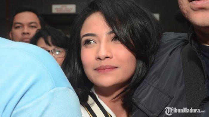 Vanessa Angel Sempat Pamit dan Saling Bermaafan dengan Penghuni Rutan Klas I Surabaya Sebelum Bebas