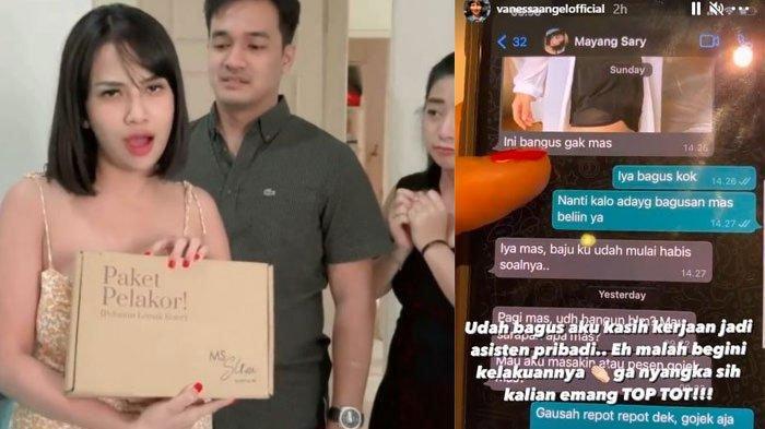 Vanessa Angel ungkap pelakor suaminya, Bibi Ardiansyah, terungkap sosok di balik Mayang Sary