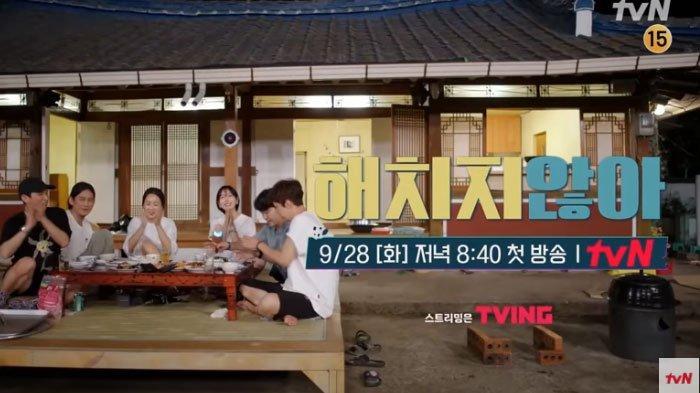 Trio The Penthouse Joo Dan Tae, Lee Gyu Jin, dan Ha Yoon Chul Siap Menghibur dalam We Wont Hurt You