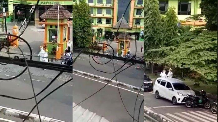 Rumah Sakit Saiful Anwar Malang Konfirmasi Video Viral Pasien Covid-19 Berusaha Kabur dari RS