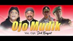 Chord Gitar dan Lirik Lagu 'Ojo Mudik' dari Didi Kempot: 'Maju Bareng Ngelawan Corona Ben Klenger'