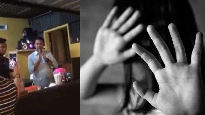 VIRALLaki-Laki Minta Ampun Gagal Cabuli Gadis Yatim Piatu, Paksa Korbannya Minum Miras di Warung