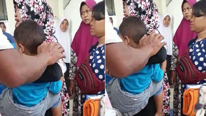 Viral VideoWanita Menangis di Puskesmas,Tidak Terima Pelayanan Puskesmas Banyuanyar Sampang