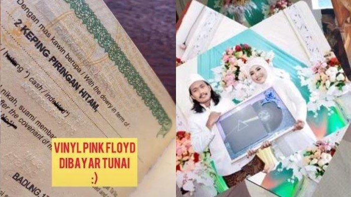 Bikin Petugas KUA dan Keluarga Jadi Heran, 2 Keping Piringan Hitam Jadi Mas Kawin: Kamu Yakin?