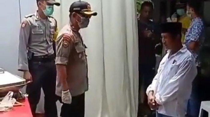 Viral Video Polisi Naik Pitam saat Lihat Arisan Guru di Tengah Wabah Corona 'Kita Semua Capek, Pak'