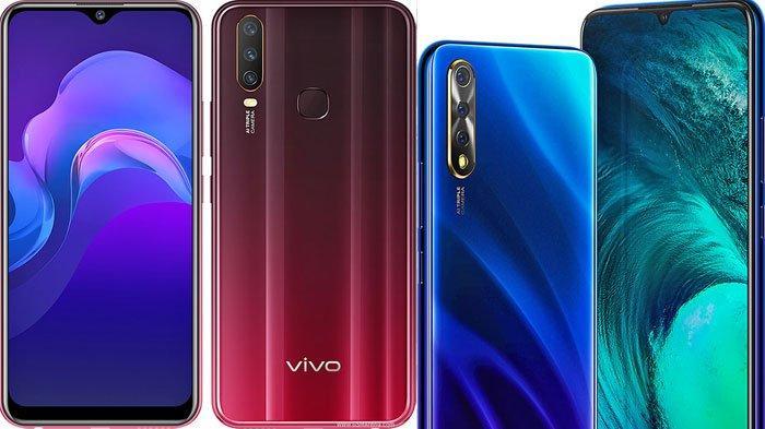 Update, Harga Vivo di Awal Juli 2020, Mulai dari Seri Vivo Y12, Vivo S1 Hingga Vivo V15, Spek Apik