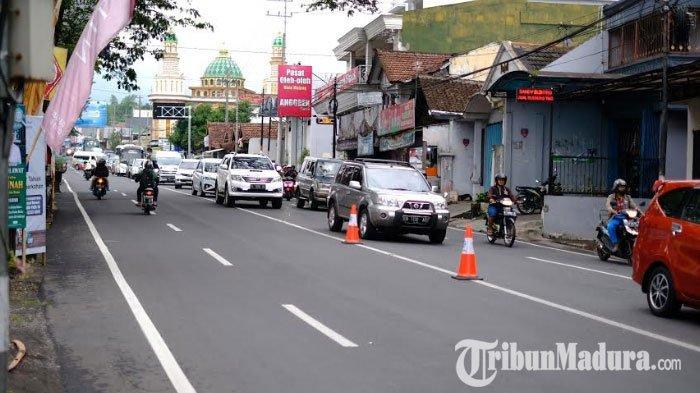 Arus Lalu Lintas di Kota Batu Kembali Normal Sehari setelah Libur Natal, Volume Kendaraan Capai 2000