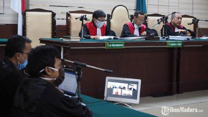 Penyuap Bupati Sidoarjo Saiful Ilah Divonis Lebih Ringan dari Tuntutan,Jaksa KPK Masih Pikir-Pikir